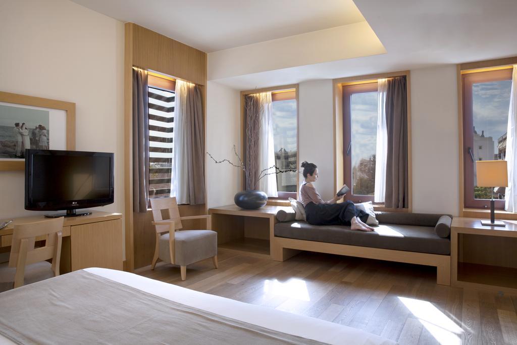 Athens Marriott Hotel 10