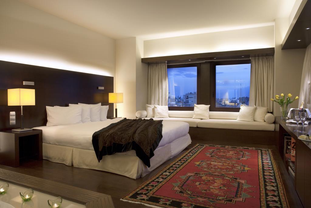 Athens Marriott Hotel 14