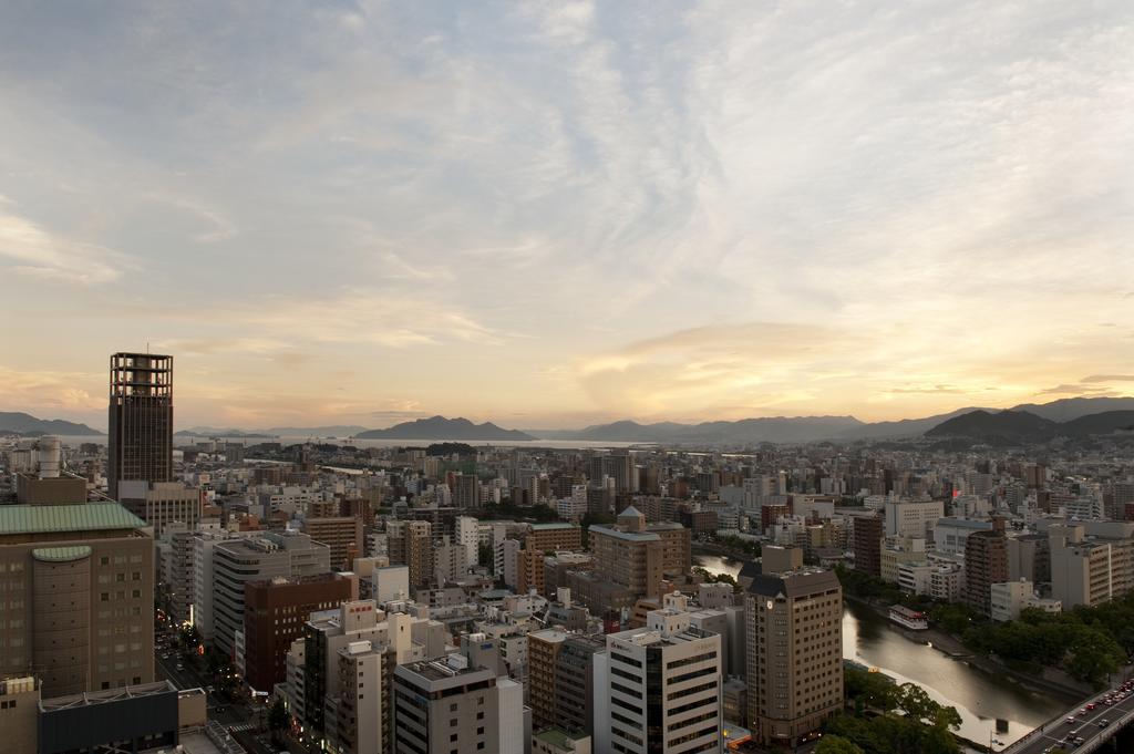 Crowne Plaza ANA Hiroshima 2
