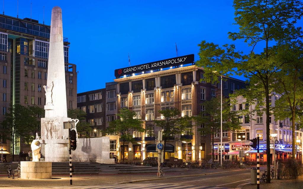 NH Collection Amsterdam Grand Hotel Krasnapolsky 1