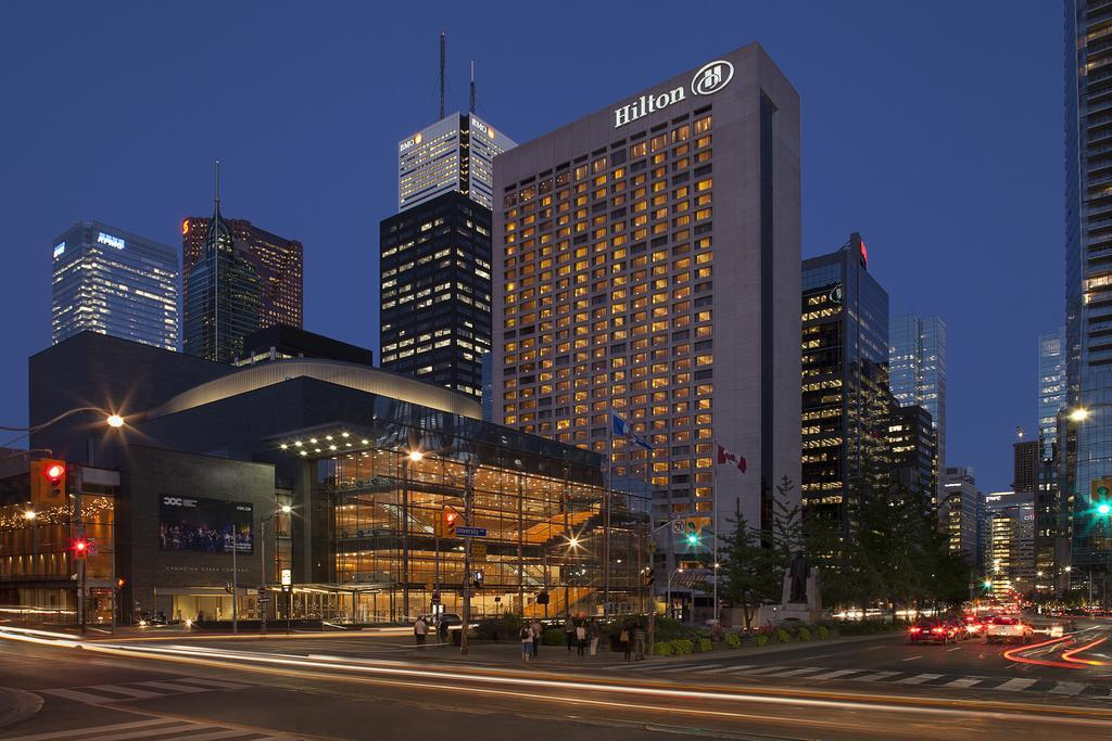 Hilton Toronto 9
