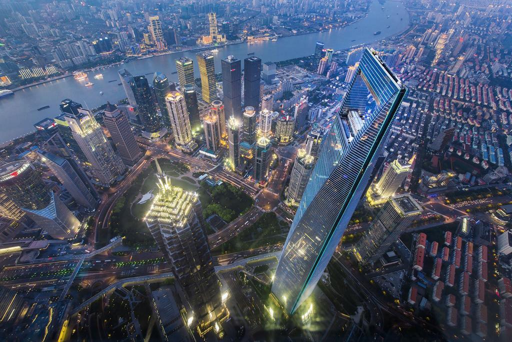 Park Hyatt Shanghai 8