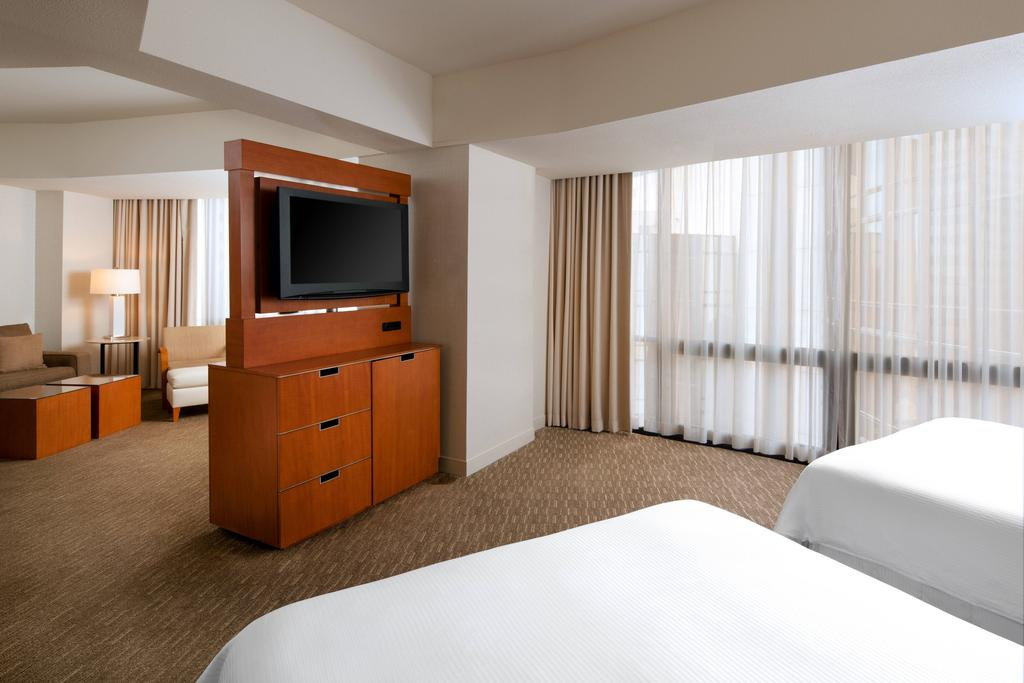 The Westin Bonaventure Hotel & Suites, Los Angeles 10
