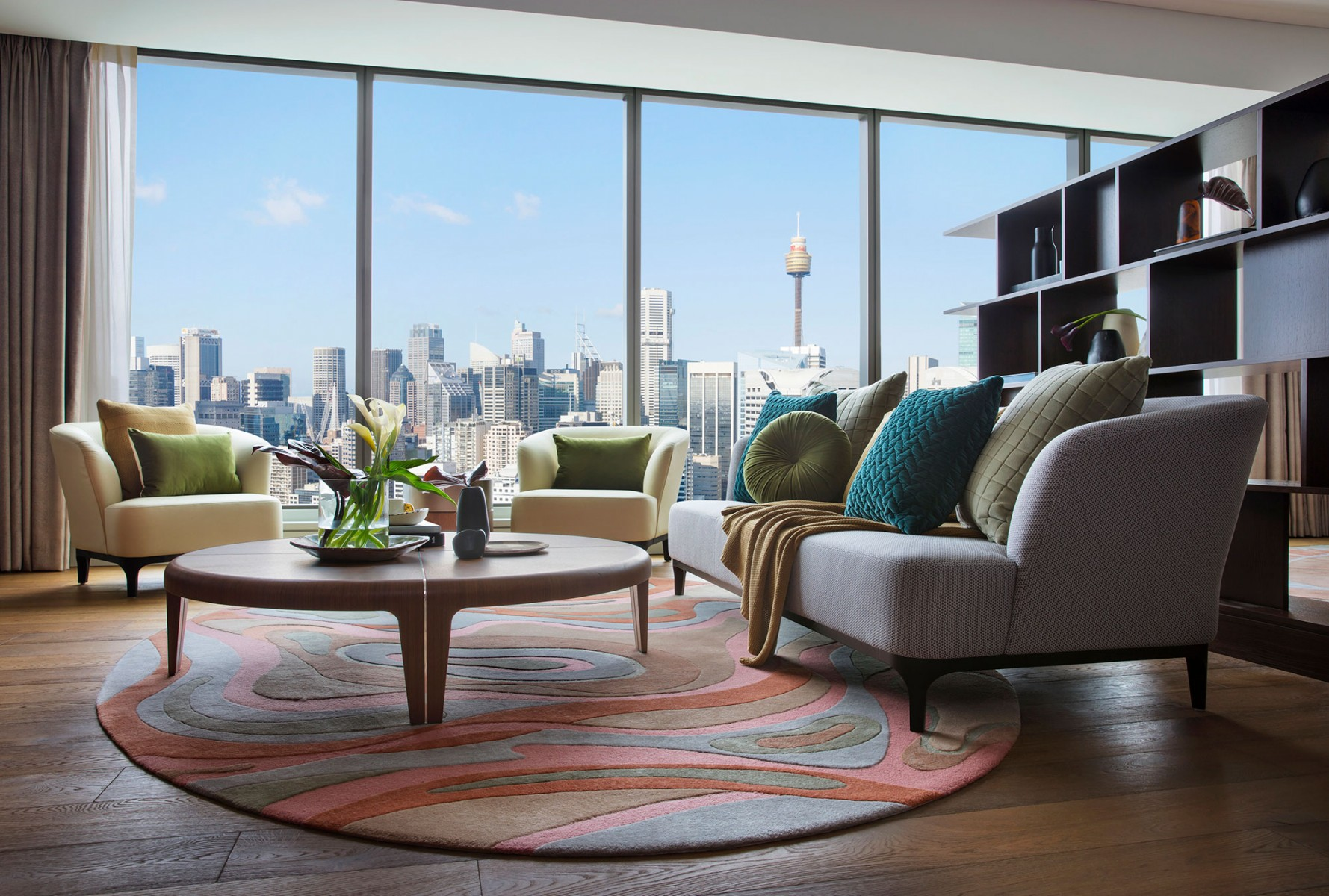 Sofitel Sydney Darling Harbour 3