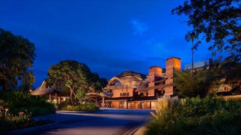 Disney's Animal Kingdom Lodge 1