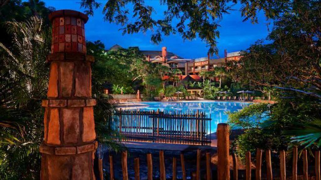 Disney's Animal Kingdom Lodge 6