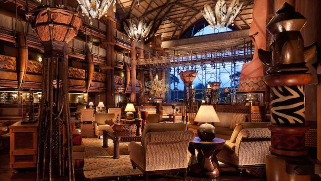 Disney's Animal Kingdom Lodge 8