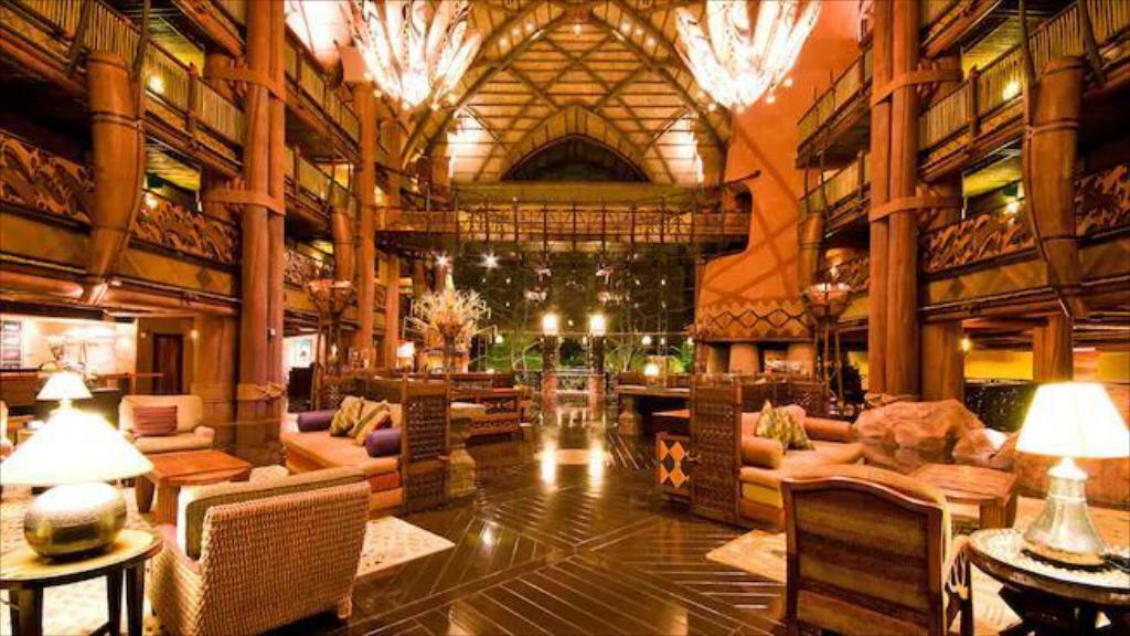 Disney's Animal Kingdom Lodge 9