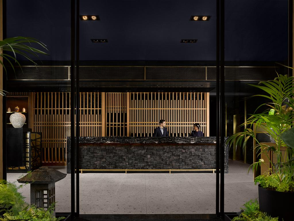 Nobu Hotel Shoreditch 10