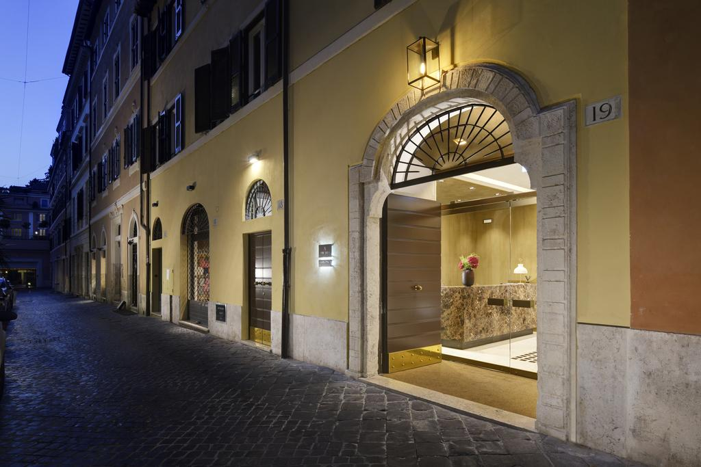Margutta 19 - Small Luxury Hotels of the World, Rome