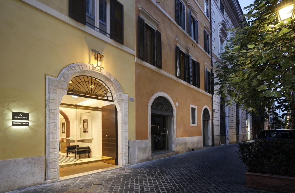Margutta 19 - Small Luxury Hotels of the World, Rome 2