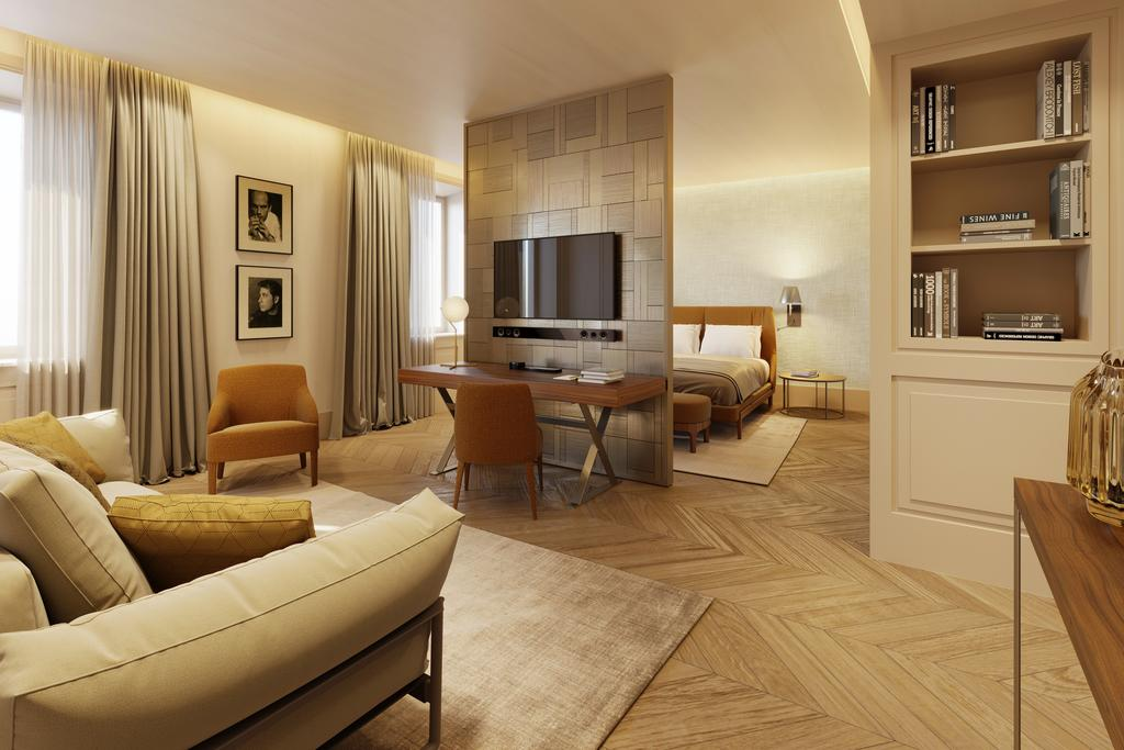 Margutta 19 - Small Luxury Hotels of the World, Rome 5