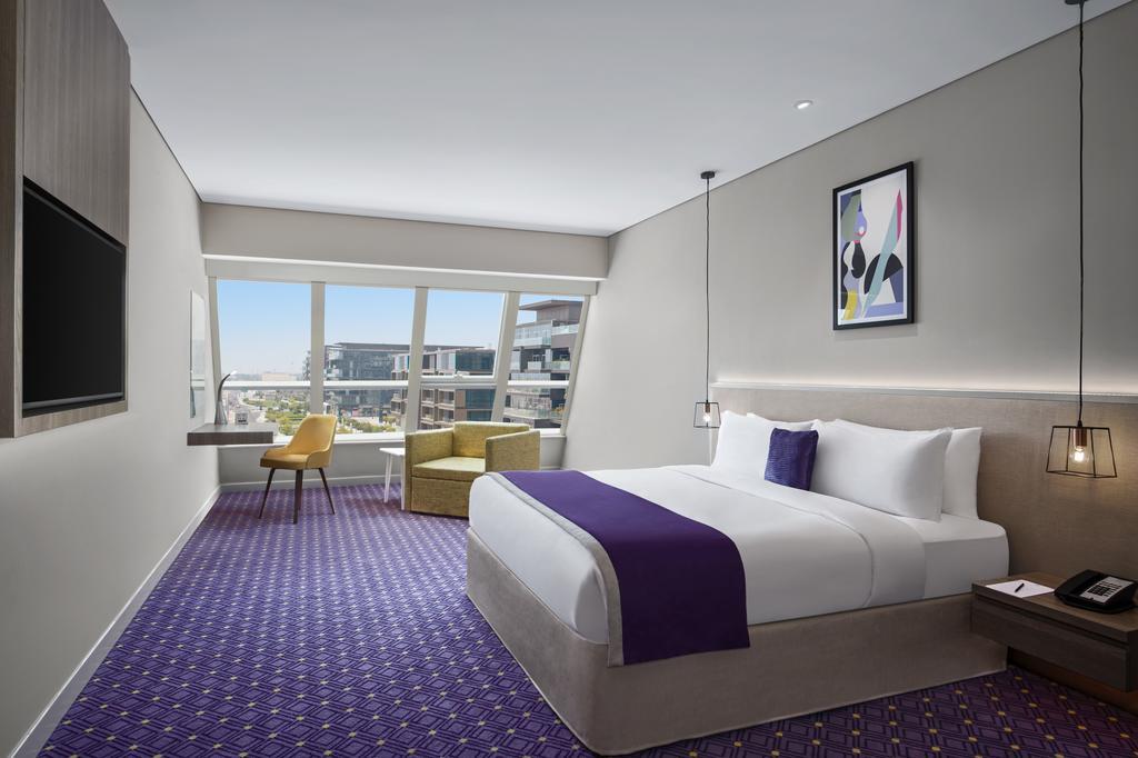 Leva Hotel and Suites, Mazaya Centre 4