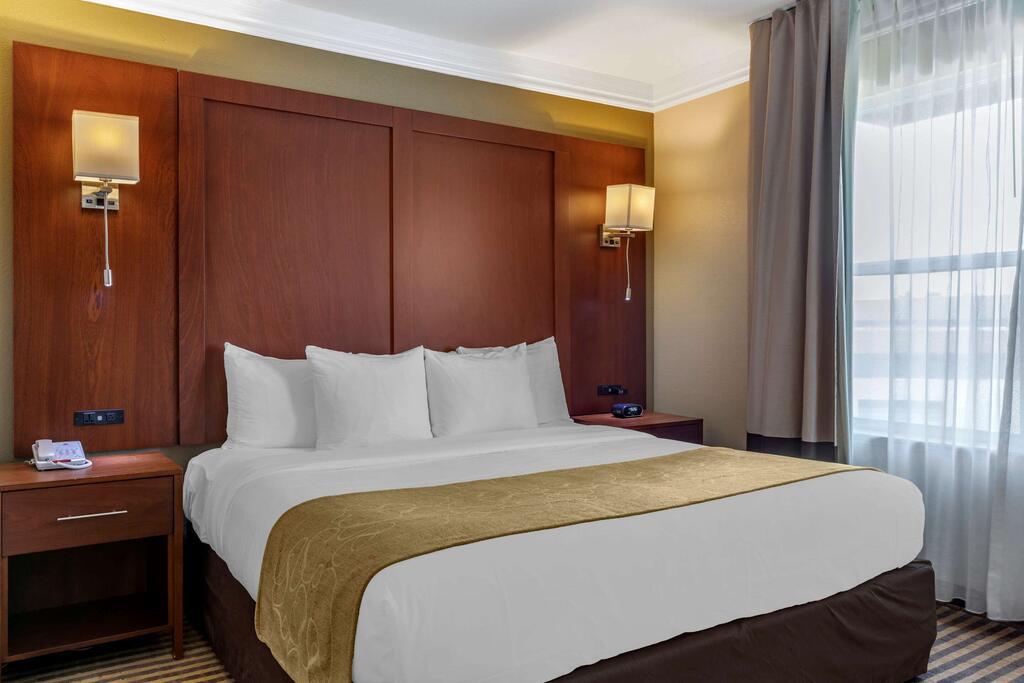 Comfort Suites Visalia Convention Center 12