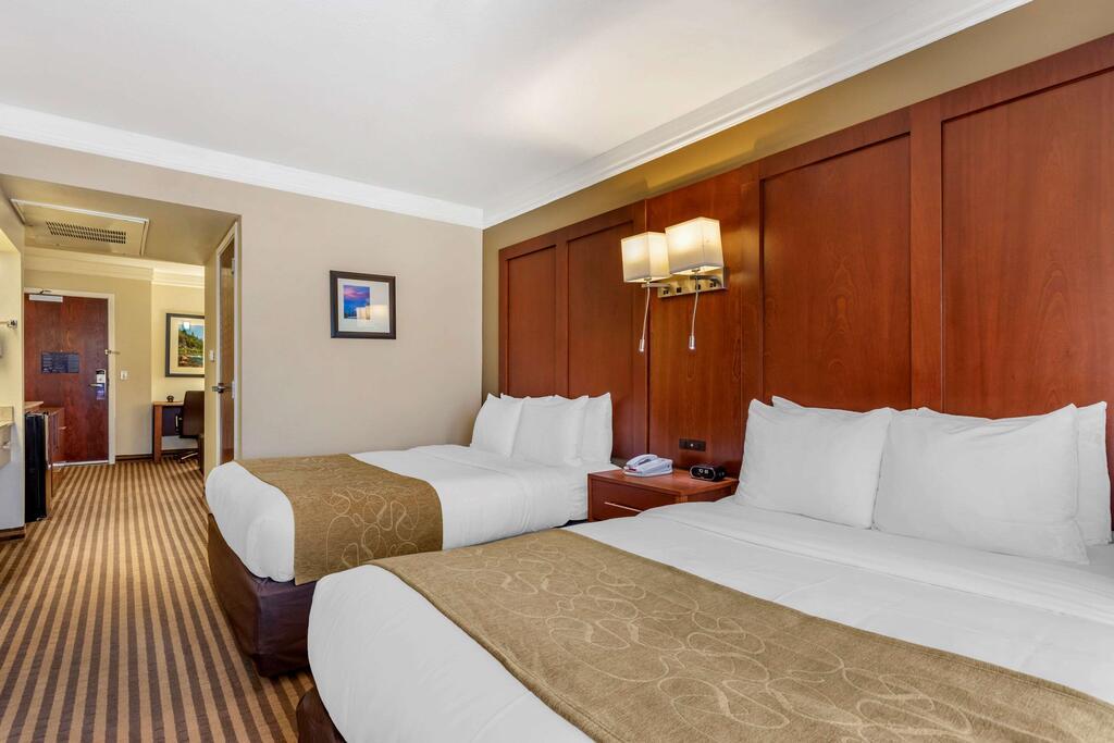 Comfort Suites Visalia Convention Center 5