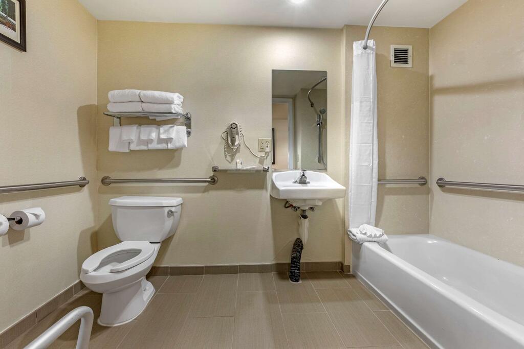 Comfort Suites Visalia Convention Center 6