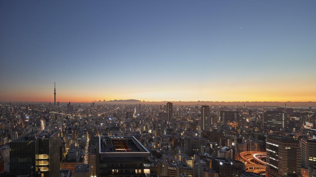 Mandarin Oriental Tokyo 7