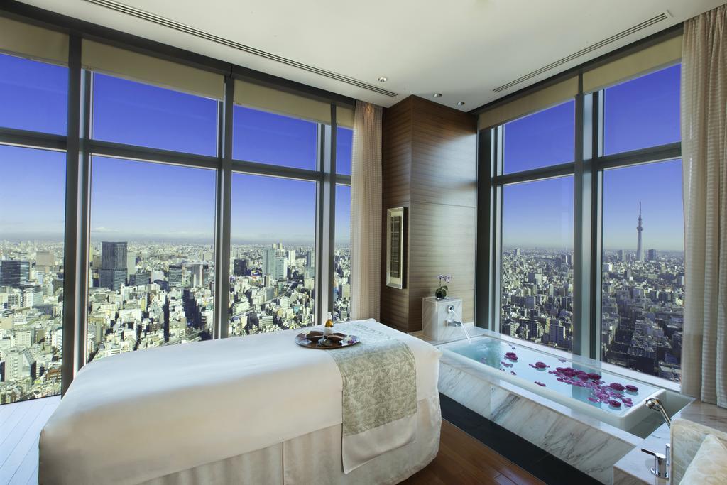 Mandarin Oriental Tokyo 8