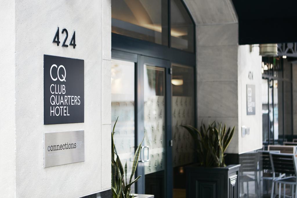 Club Quarters Hotel in San Francisco 9