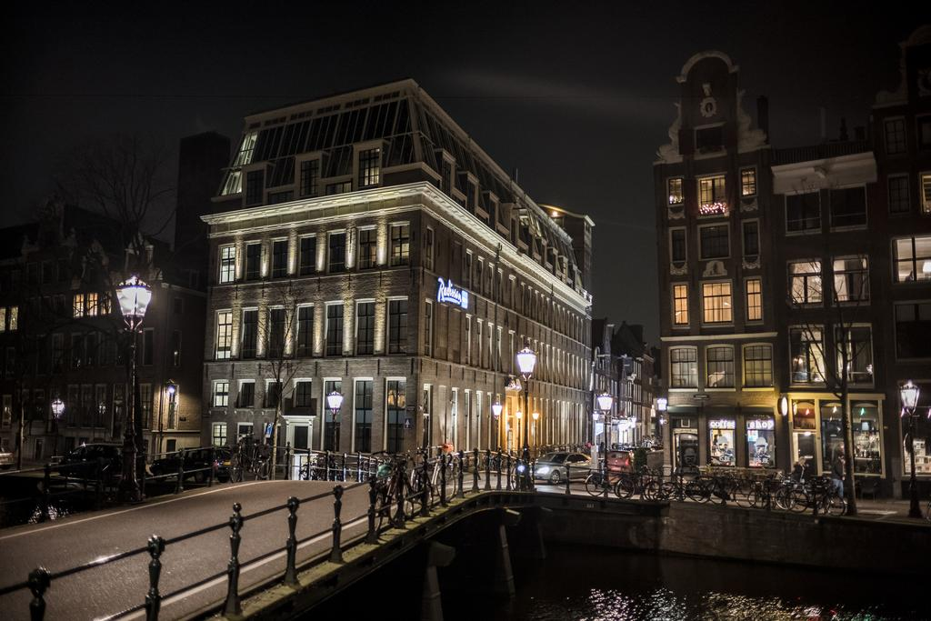 Radisson Blu Hotel, Amsterdam 2