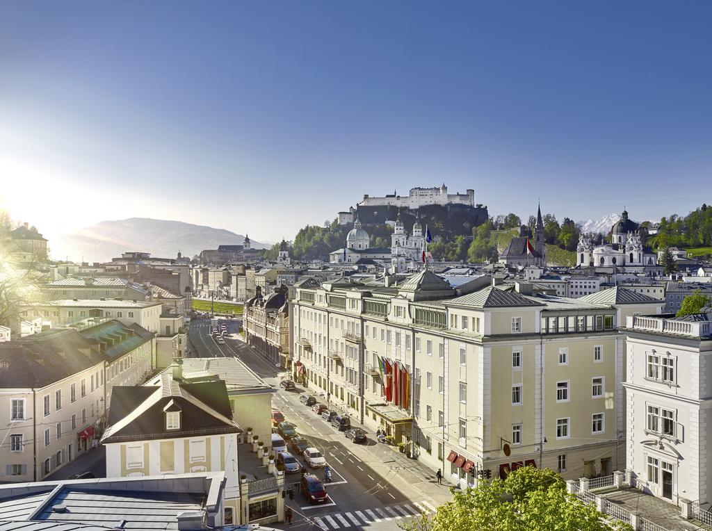 Hotel Sacher Salzburg 2