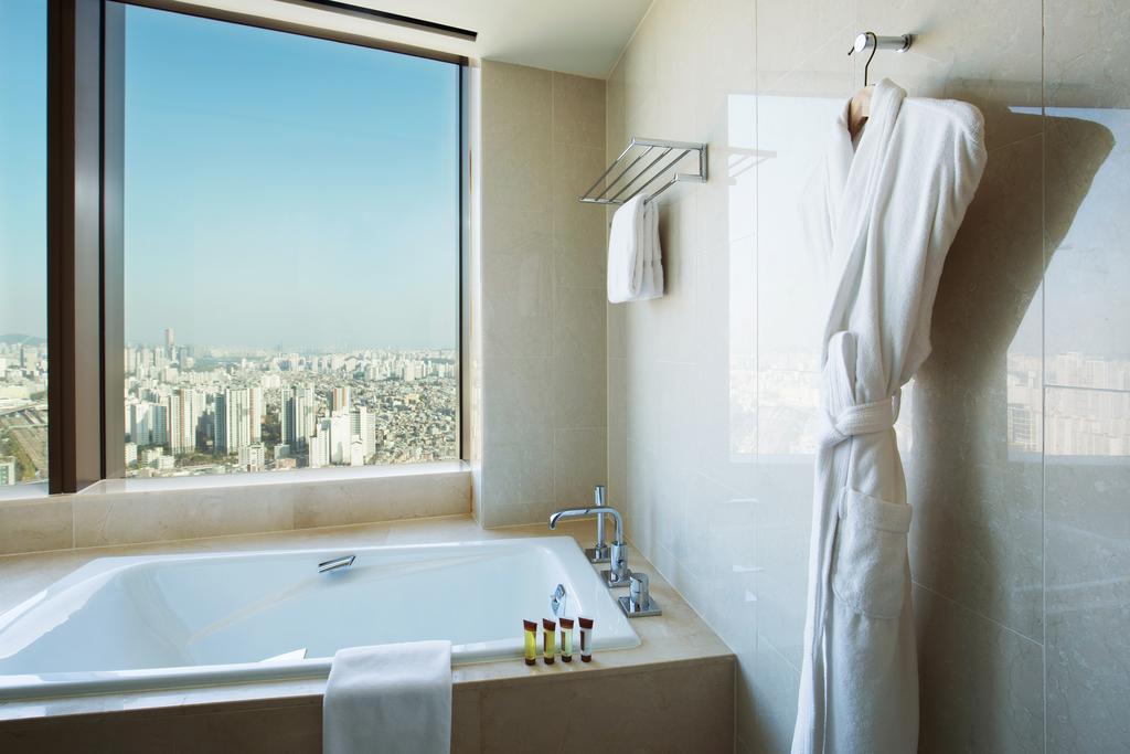 Sheraton Seoul D Cube City Hotel 5