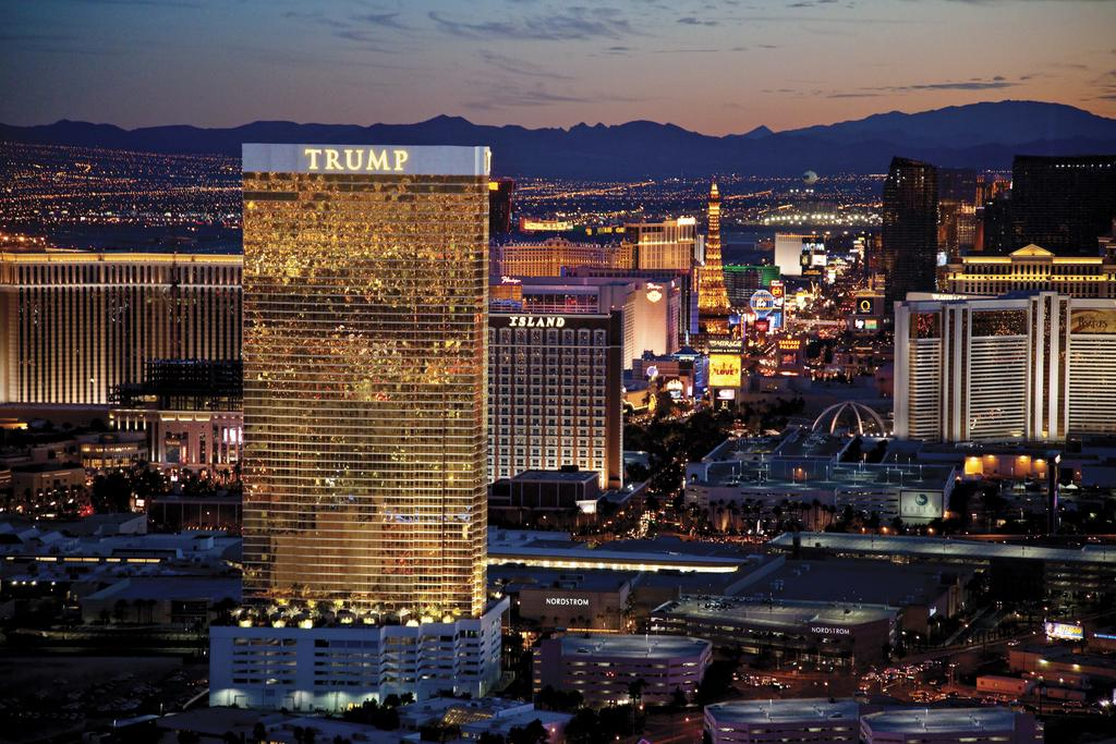 Trump International Hotel Las Vegas 1