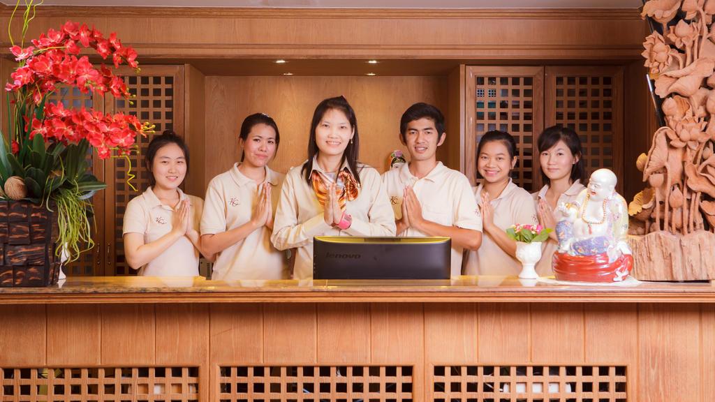 KC PLACE HOTEL PRATUNAM 7