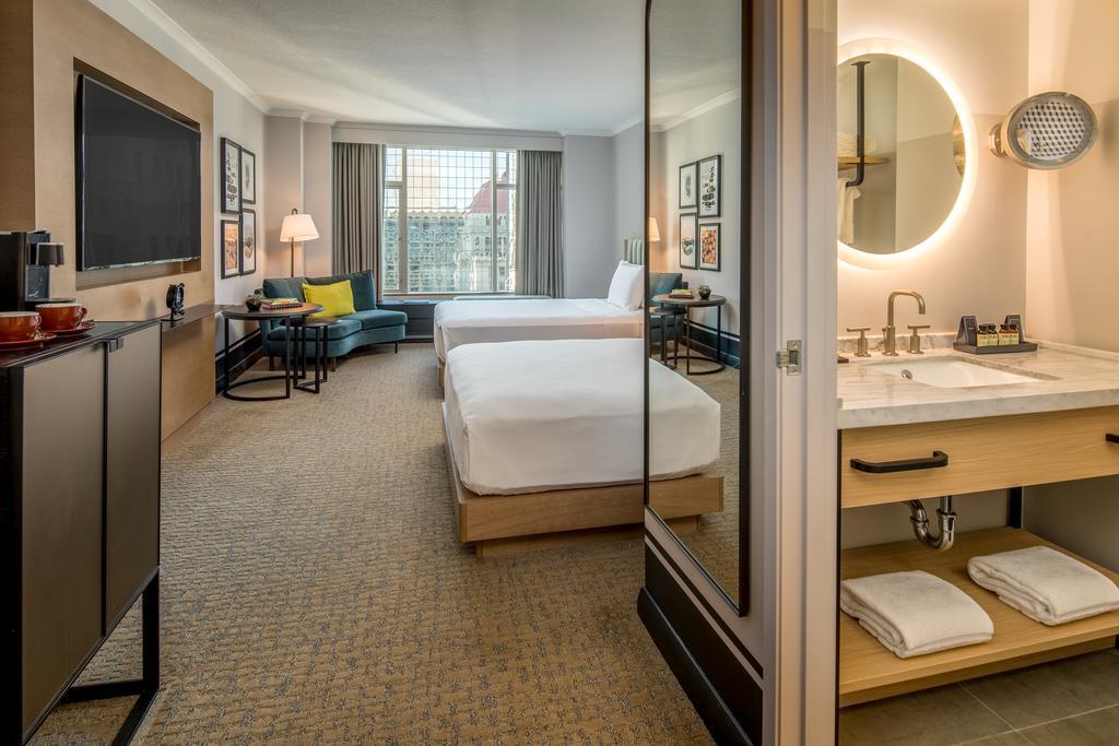 The Duniway Portland, A Hilton Hotel 12