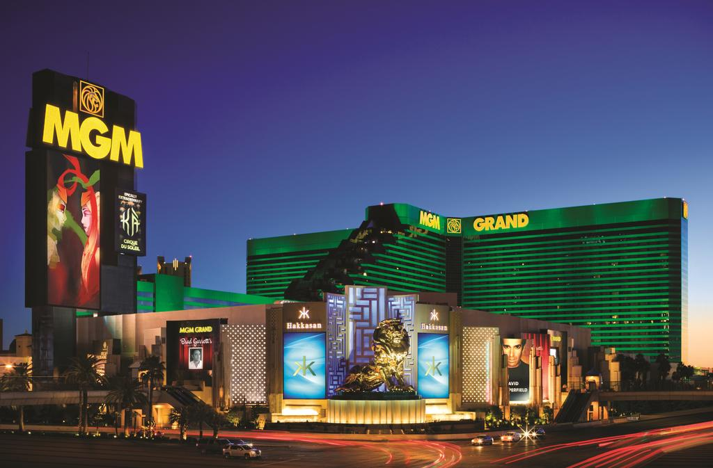 MGM Grand Hotel & Casino 5