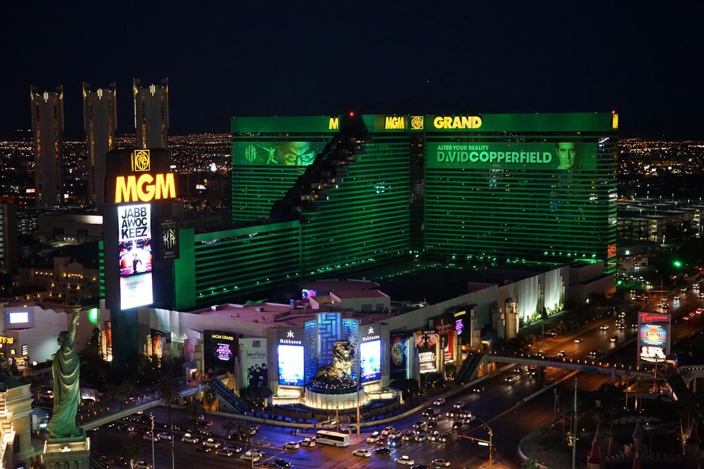 MGM Grand Hotel & Casino 6