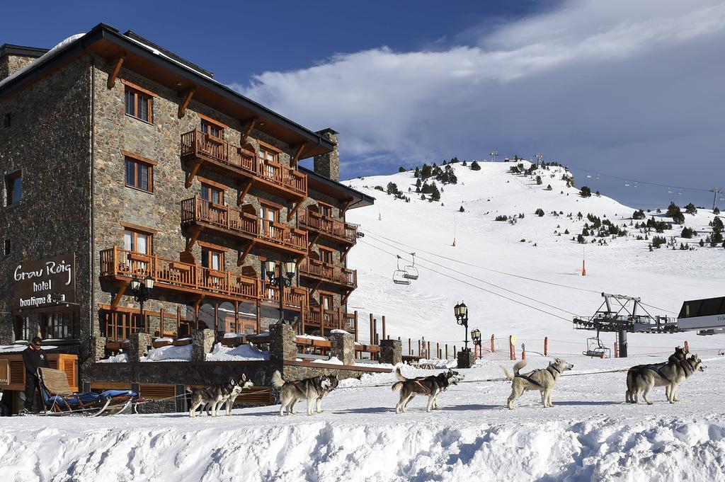 Grau Roig Andorra Boutique Hotel & Spa 2