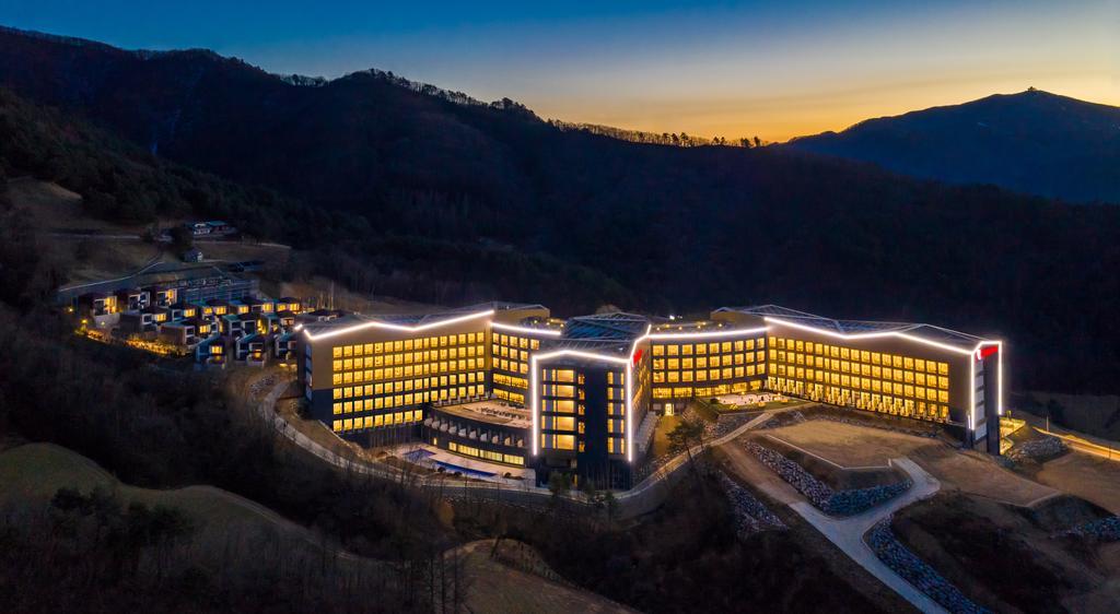 Ramada Hotel & Suites by Wyndham Gangwon Pyeongchang, Pyeongchang