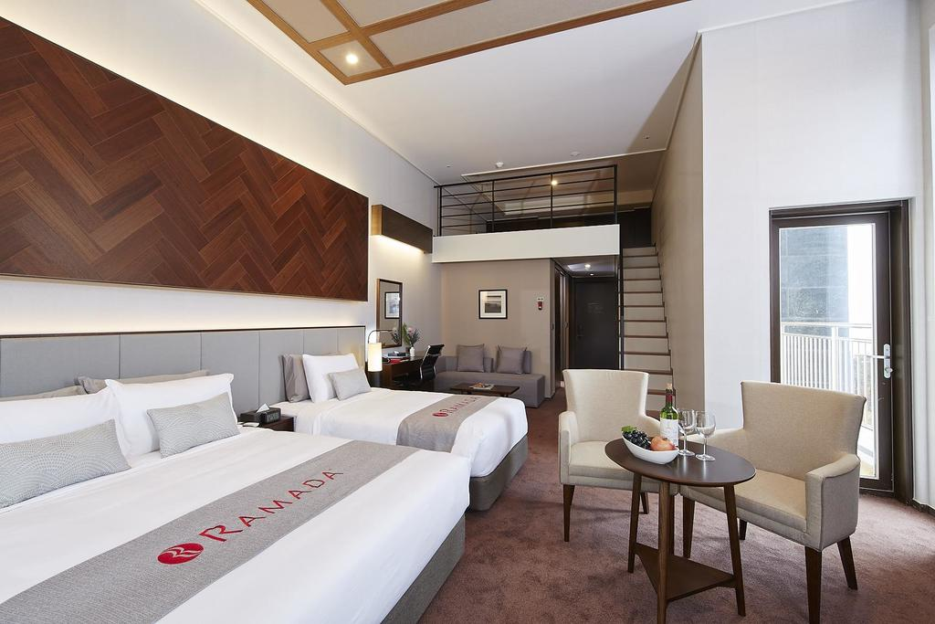 Ramada Hotel & Suites by Wyndham Gangwon Pyeongchang, Pyeongchang 6