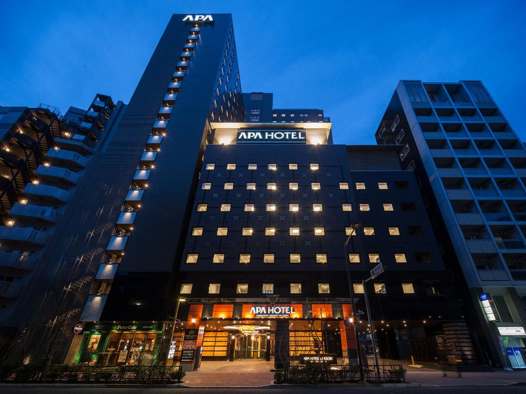 APA Hotel & Resort Nishishinjuku Gochome Eki Tower 1
