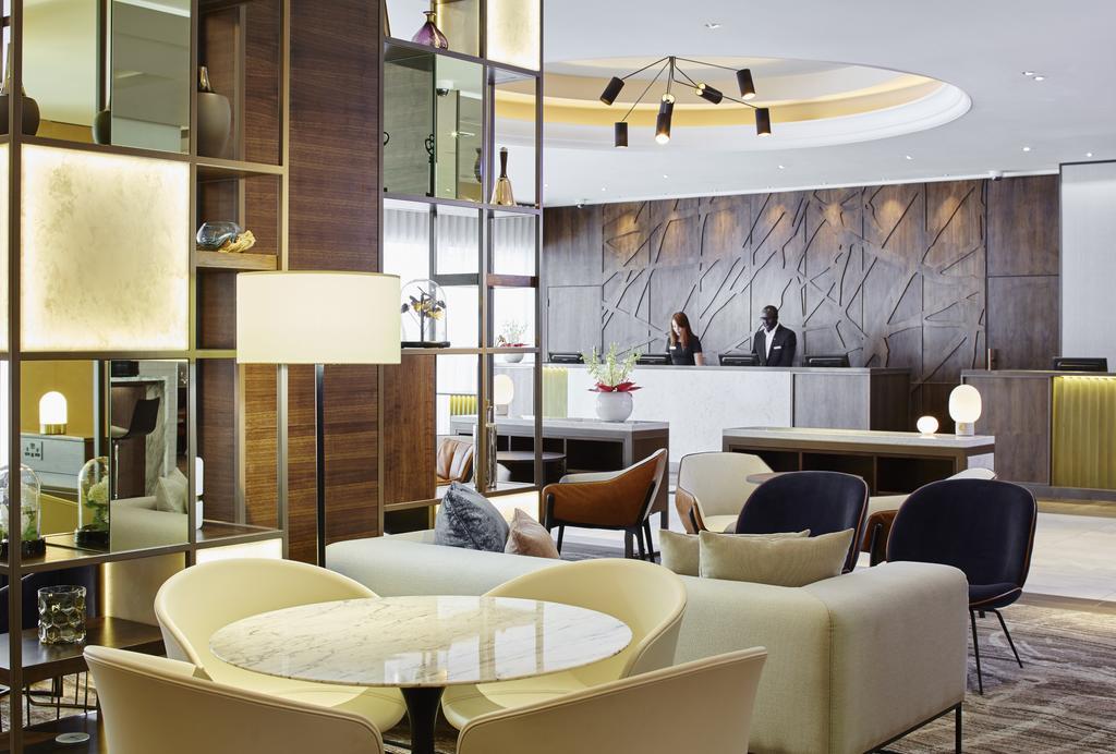 London Marriott Hotel Regents Park 4