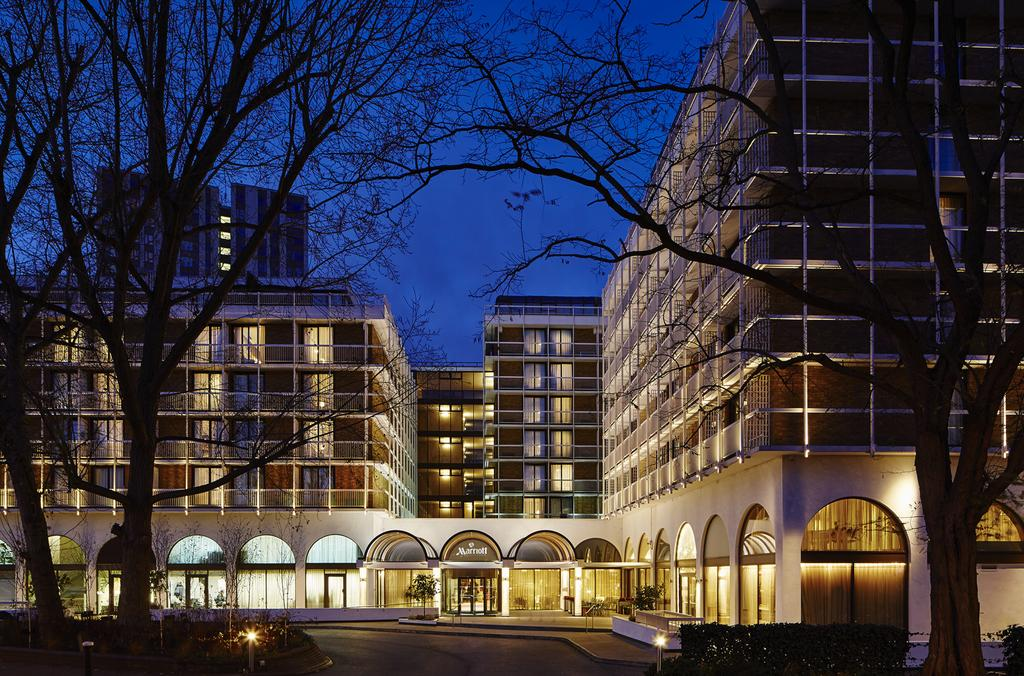 London Marriott Hotel Regents Park 6