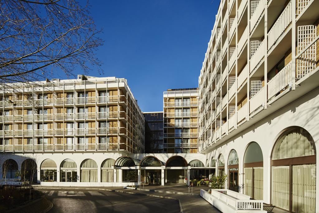 London Marriott Hotel Regents Park 7