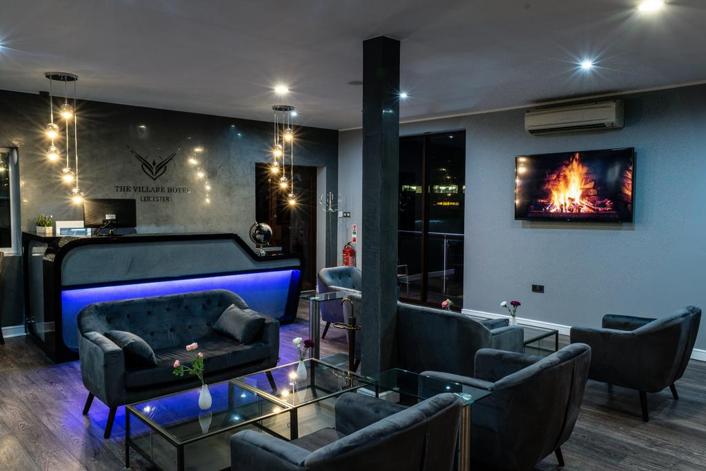 The Villare Hotel, Leicester 7