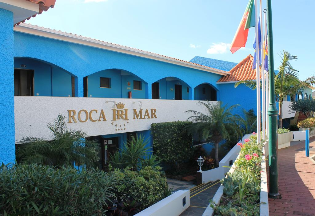 Hotel Rocamar Canico