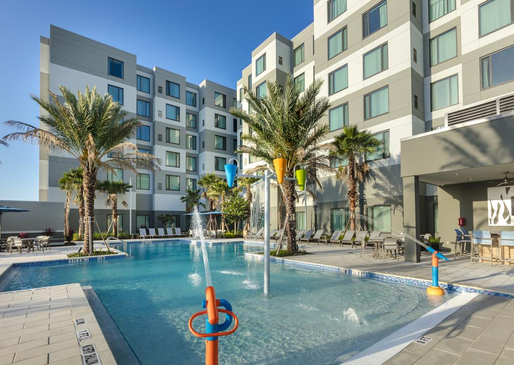 SpringHill Suites by Marriott Orlando at Millenia 2