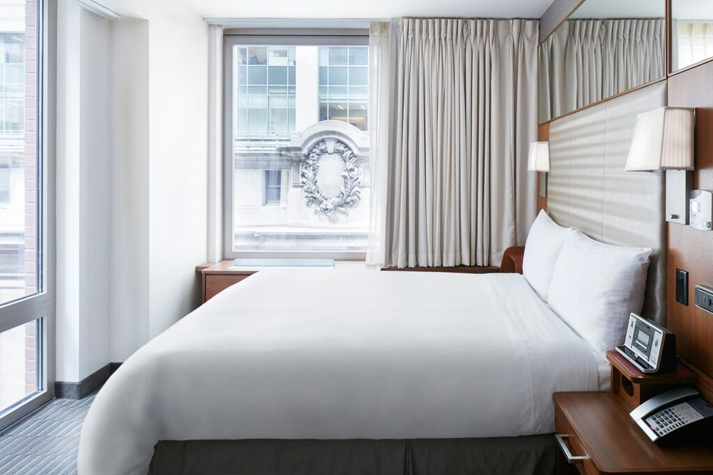 Club Quarters Hotel, Grand Central 5