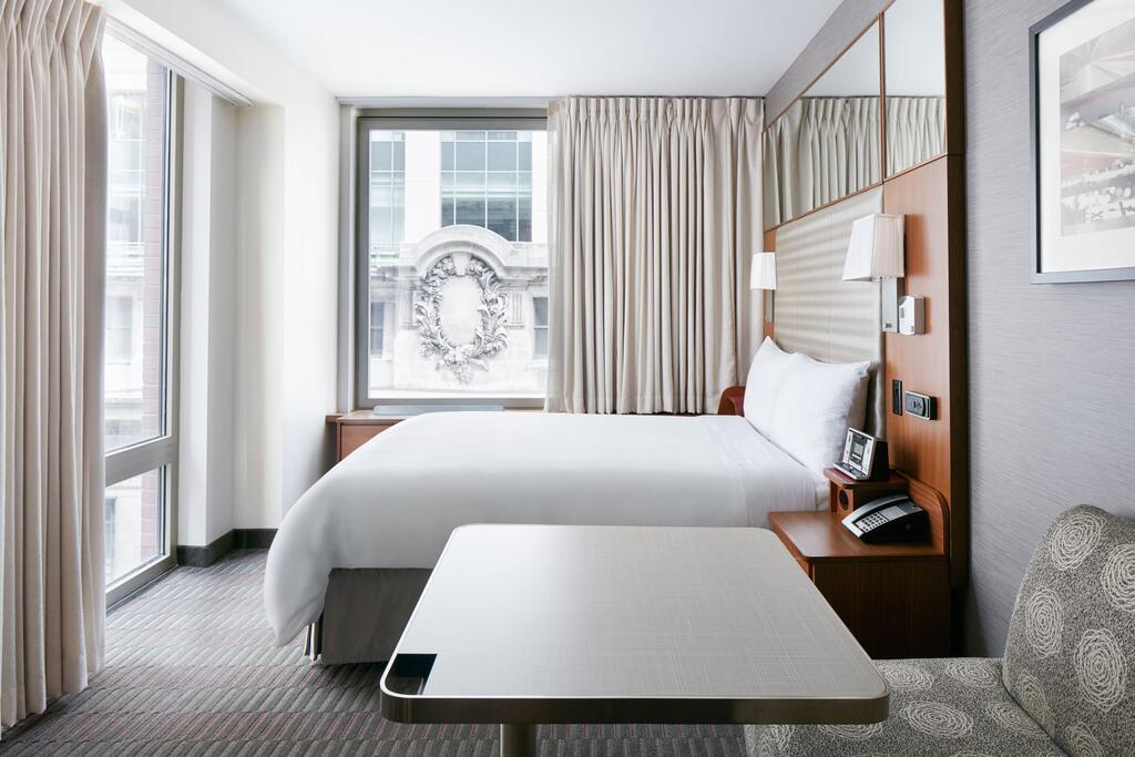 Club Quarters Hotel, Grand Central 7