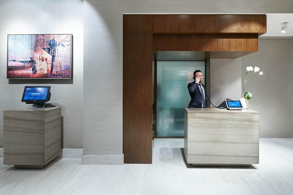 Club Quarters Hotel, Grand Central 9