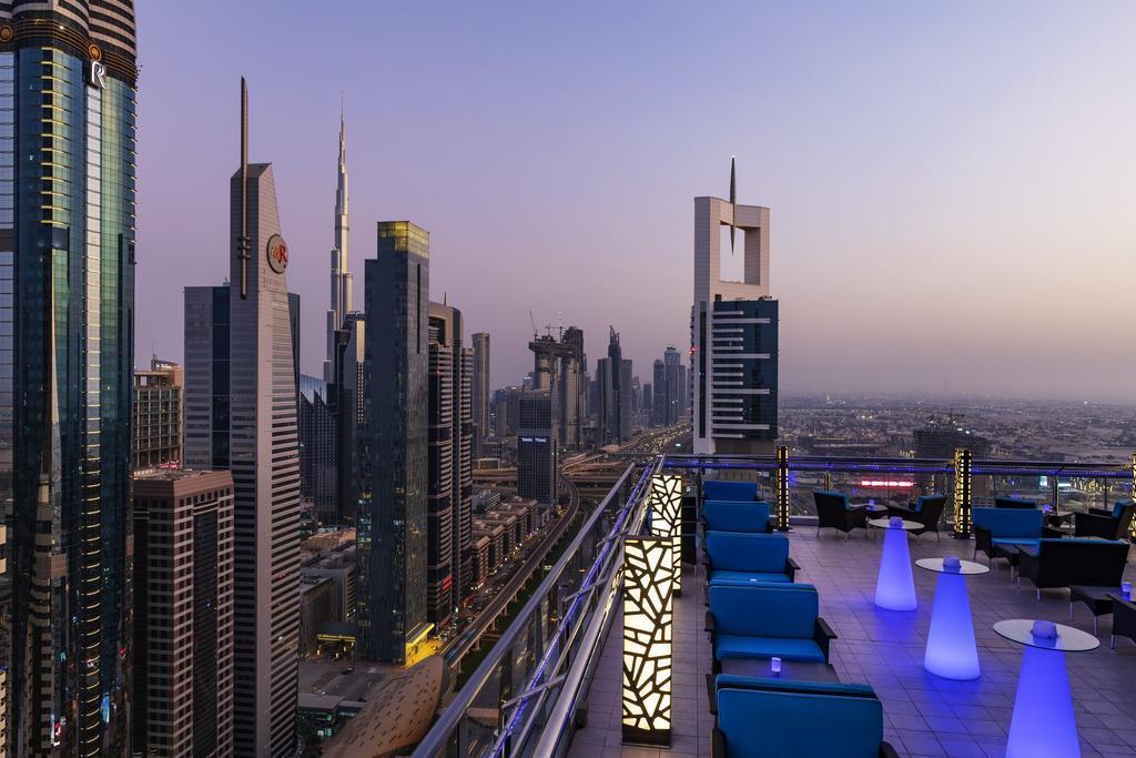 Four Points By Sheraton Sheikh Zayed Road 4