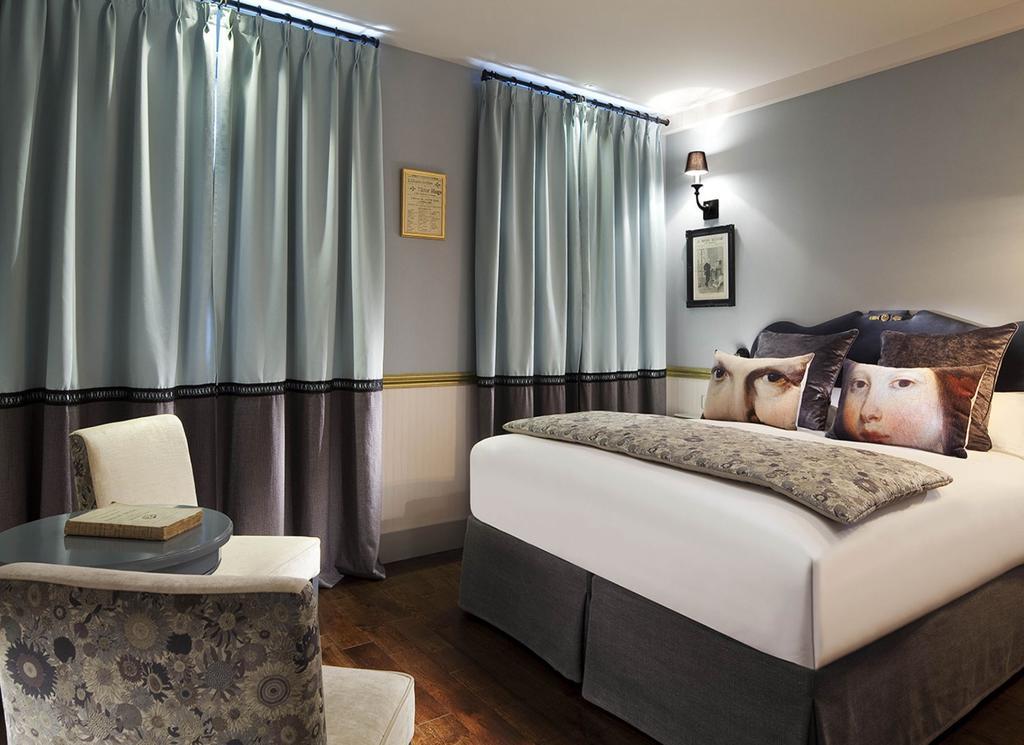 Les Plumes hotel paris 2