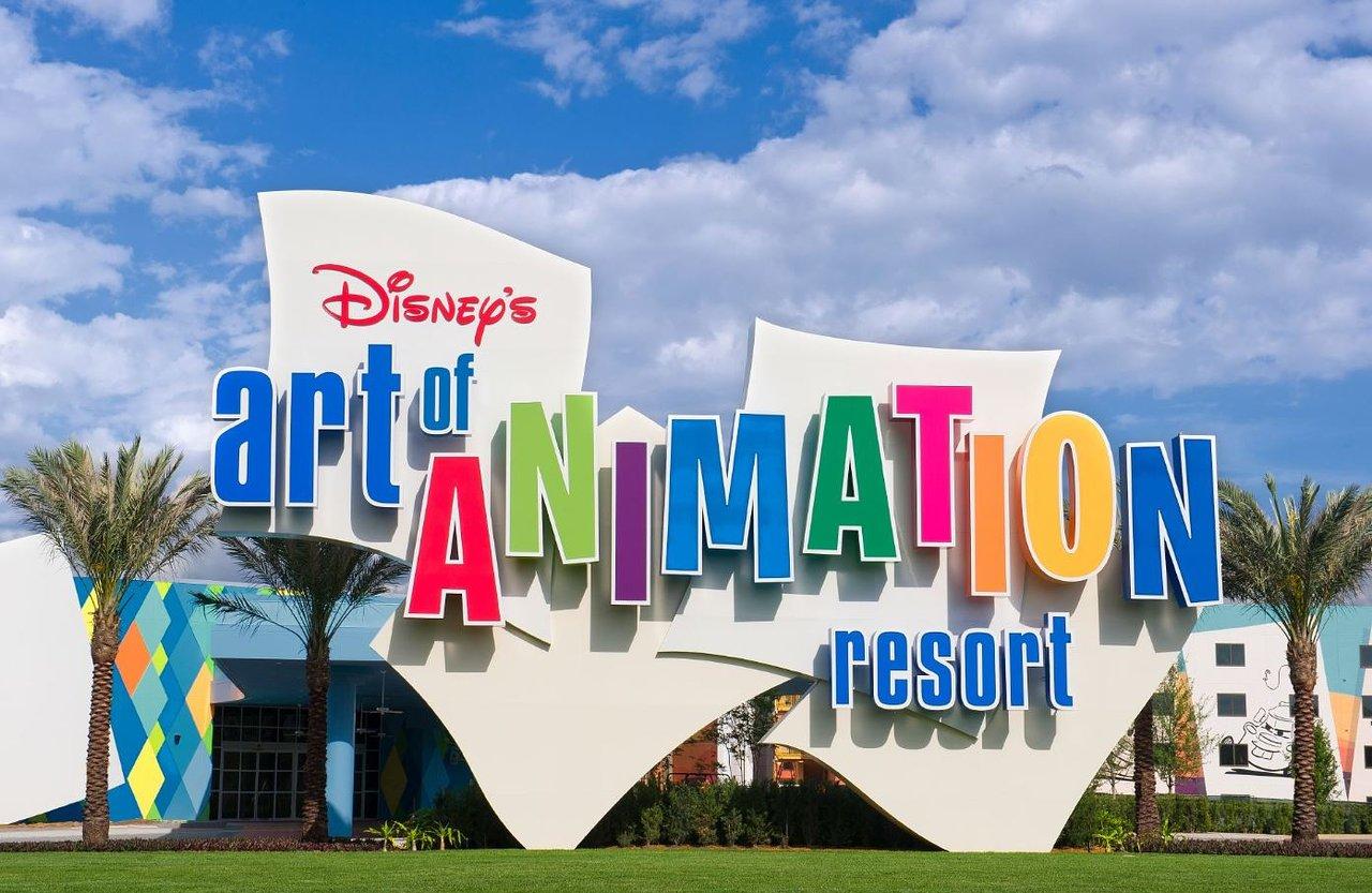 Disney's Art of Animation Resort 1