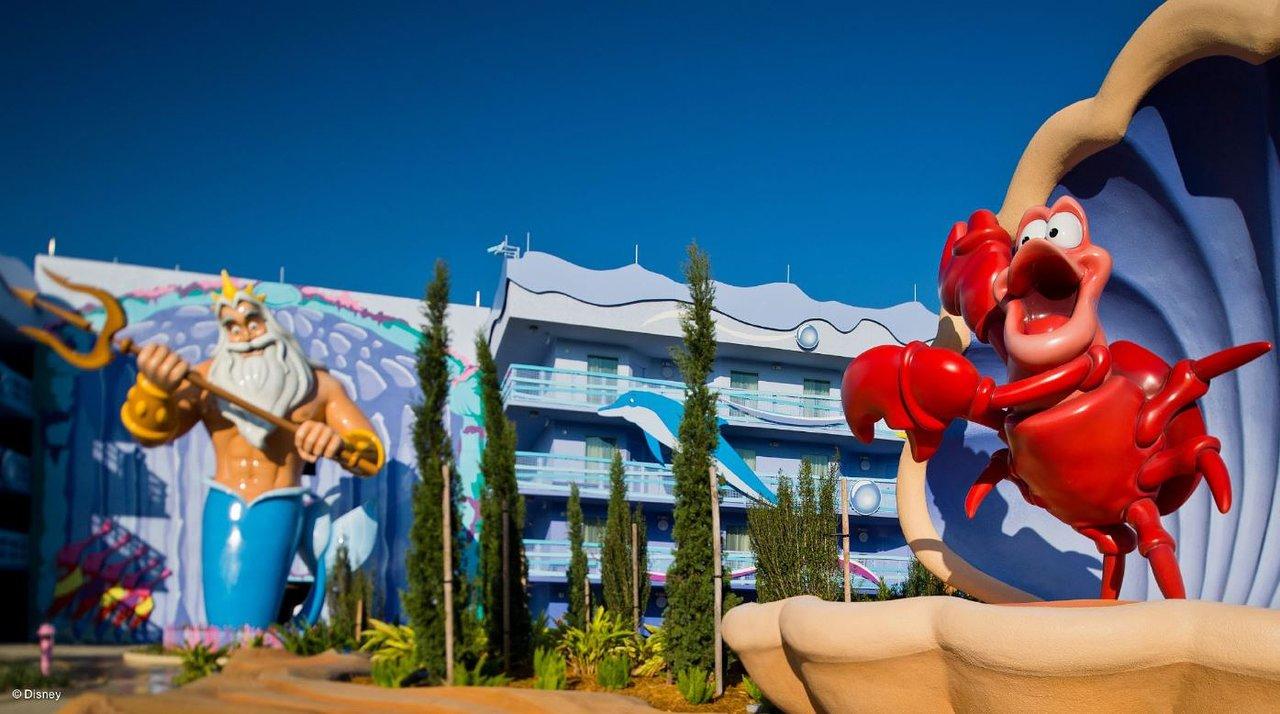 Disney's Art of Animation Resort 10