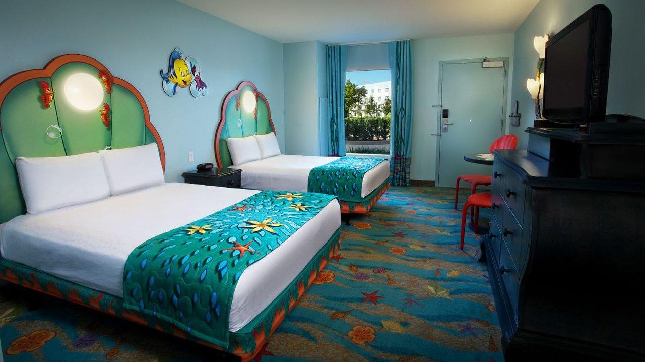 Disney's Art of Animation Resort 9