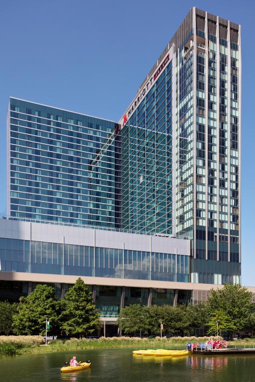 Marriott Marquis Houston 2